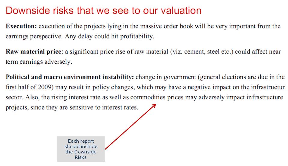 Case Study 6 - Risk Discussion