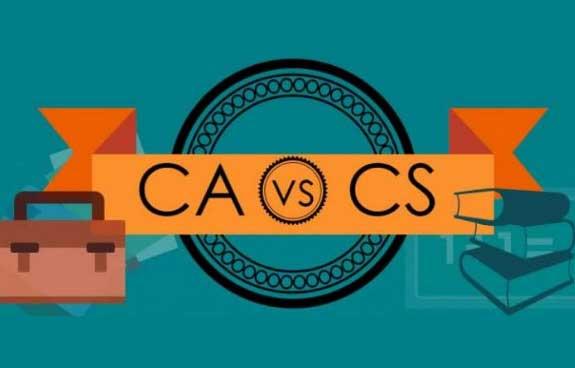 CA vs CS