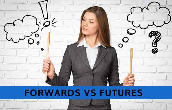 Forwards vs Futures