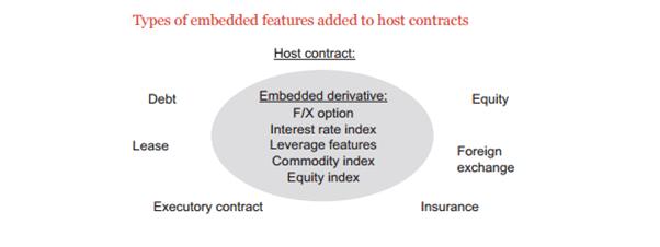Embedded Derivatives