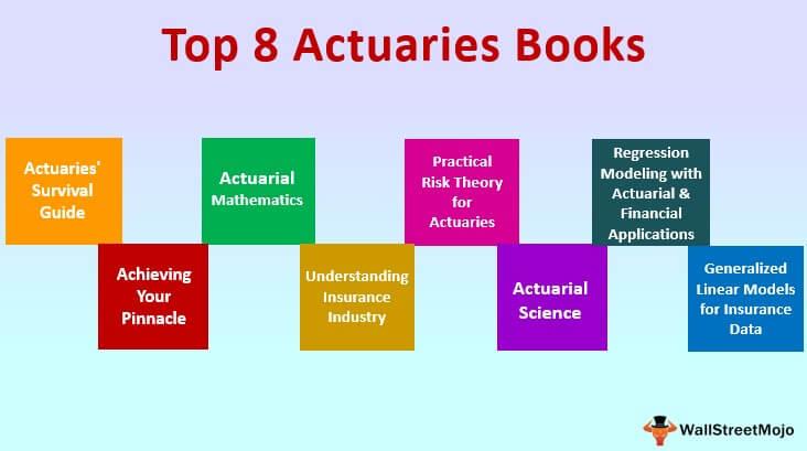 Top 8 Best Actuaries Books