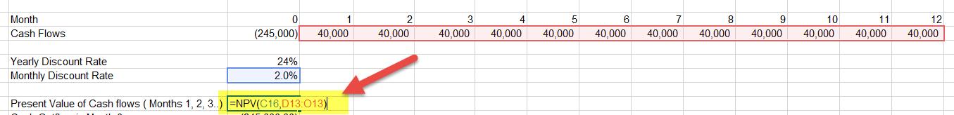 NPV Example 2bb