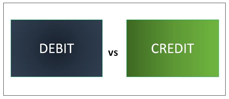debit vs credit