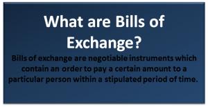 Bills of Exchange | Meaning | Examples | Top Features