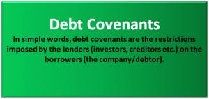 Debt Covenants | Bond Covenant Examples | Positive & Negative