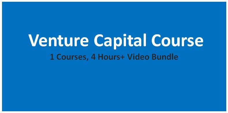 Venture Capital Course