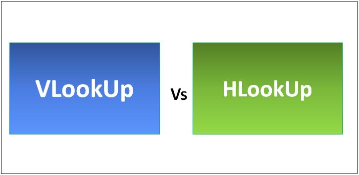VLooKUp vs HLooKUp