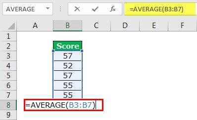 Standard Deviation Example 1-1