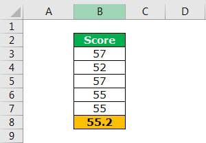 Standard Deviation Example 1-2
