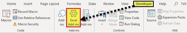 Excel Extensions (File Format 5 xlam)