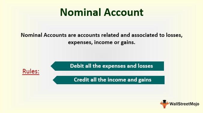 Nominal Account