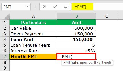 Mortgage Calculator Step 2