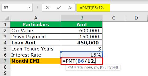 Mortgage Calculator Step 3