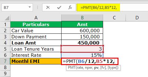 Mortgage Calculator Step 4