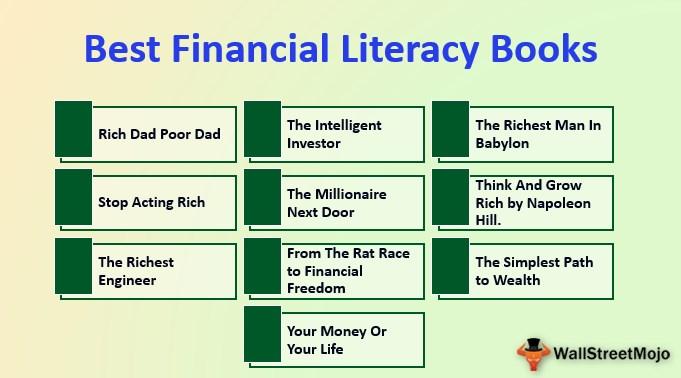Financial Literacy Books Top 10 Best Financial Literacy Books