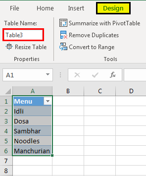 edit drop down list example 3.5
