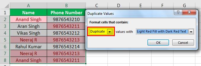 Using Conditional Formatting 3-4