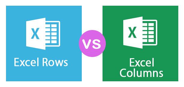 Excel-Rows-vs-Excel-Columns