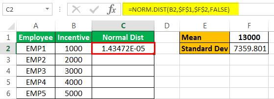 apply formula Example 2-6