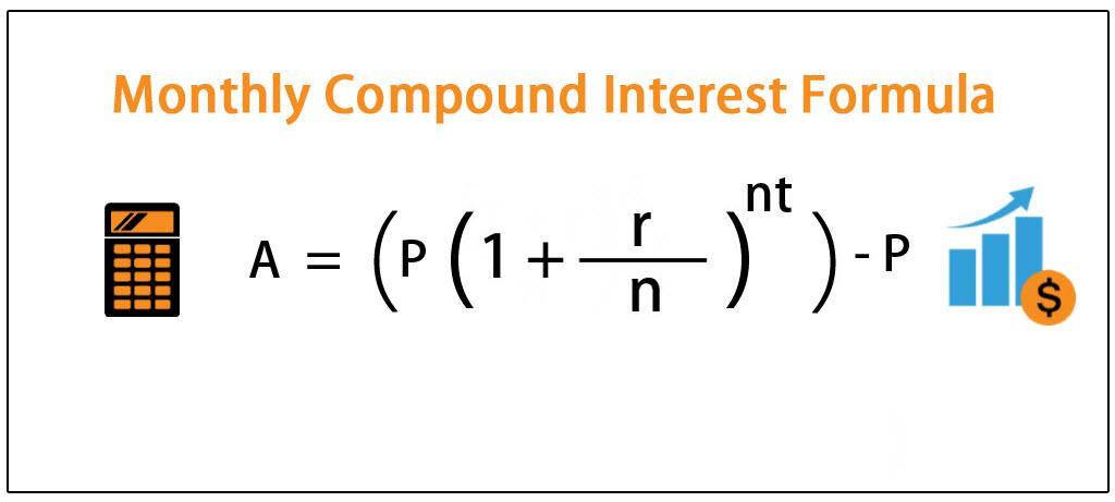 Monthly Compound Interest Formula1