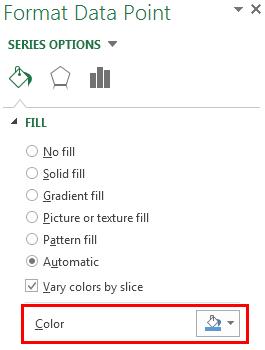 Pie Chart Example 1-8