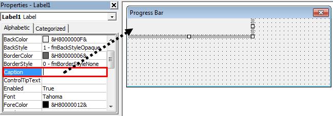 VBA ProgressBar Step 7.1