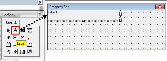 VBA Progress Bar Step 7