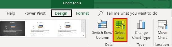 Design - Select Data