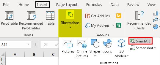 How To Create Venn Diagram In Excel  Using Shapes  U0026 Smart Art