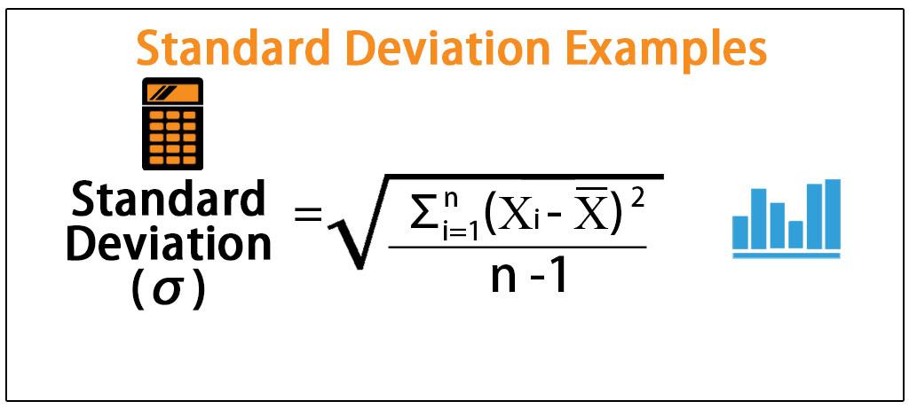 Standard Deviation Examples