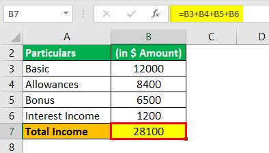 Progressive Tax Example 1.2