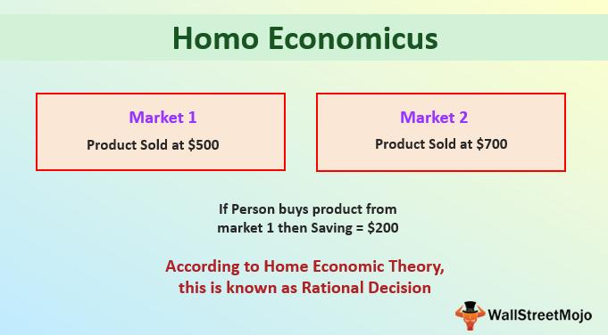 Homo Economicus (Economic Human)
