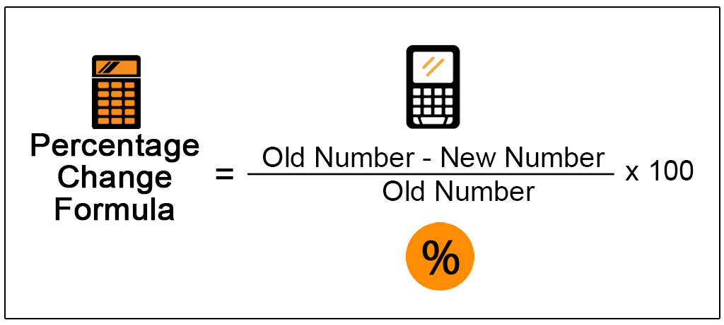 Percentage Change Formula