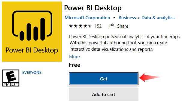 Install power bi desktop free trial