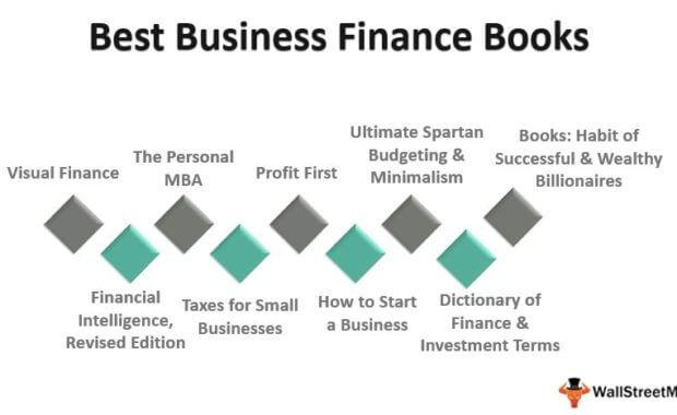 Best Business Finance Books