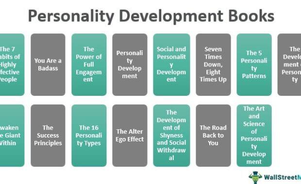 Personality Development Books