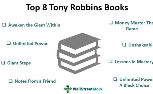 Tony Robbins Books